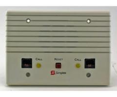 Symplex(TYCO) IR312E Dual patient station