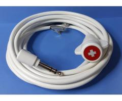 1/4 SEALED CALL CORD (INFECTION CONTROL) 12ft